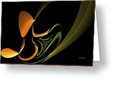 Abstract 092713 Greeting Card