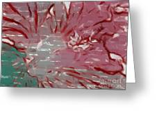Abstract 101 Greeting Card