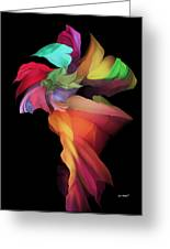 Abstract 112313 Greeting Card