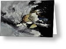 Abstract 1189963 Greeting Card