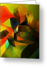 Abstract 120412 Greeting Card