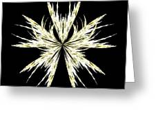 Abstract 127 Greeting Card