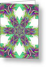Abstract 156 Greeting Card