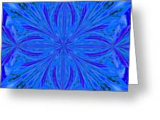 Abstract 206 Greeting Card