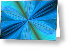 Abstract 221 Greeting Card