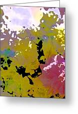 Abstract 288 Greeting Card