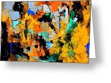 Abstract 315002 Greeting Card
