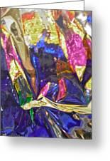 Abstract 3759 Greeting Card