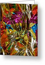 Abstract 3819 Greeting Card