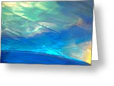 Abstract 3918 Greeting Card