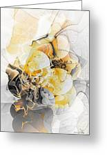 Abstract 393-08-13 Marucii Greeting Card