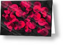 Abstract 4  Greeting Card by Mark Ashkenazi