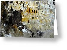 Abstract 411111 Greeting Card