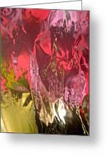 Abstract 4235 Greeting Card