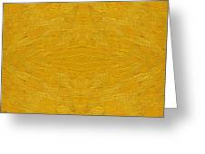 Abstract 494 Greeting Card