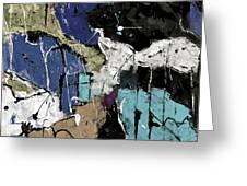 Abstract 553150802 Greeting Card