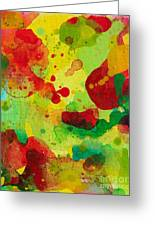 Abstract 63 Greeting Card