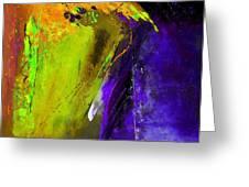 Abstract 6325 Greeting Card
