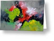 Abstract 6631201 Greeting Card