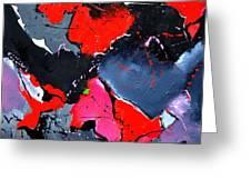 Abstract 673121 Greeting Card