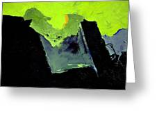 Abstract 695213 Greeting Card