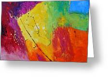 Abstract 77411112 Greeting Card