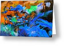 Abstract 783180 Greeting Card