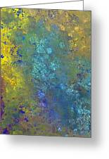 Abstract 8 Greeting Card