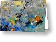 Abstract 88212082 Greeting Card