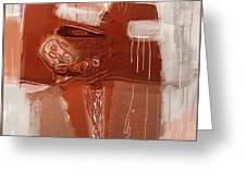 Abstract 946 Greeting Card