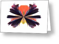 Abstract A030 Greeting Card