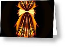 Abstract A031 Greeting Card