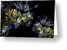 Abstract A07 Greeting Card