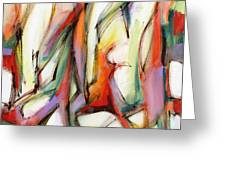 Abstract Art Forty-six Greeting Card