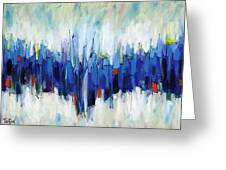 Abstract Art Sixty-two Greeting Card