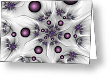 Abstract Beauty Greeting Card