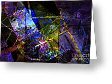 Abstract Composite 1 Greeting Card