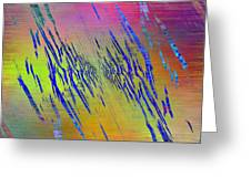 Abstract Cubed 105 Greeting Card