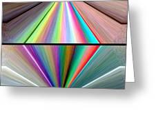 Abstract Fusion 242 Greeting Card