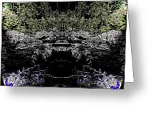 Abstract Kingdom Greeting Card