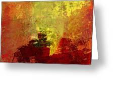 Abstract Mm No. 103 Greeting Card