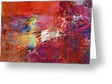 Abstract Mm No. 107 Greeting Card