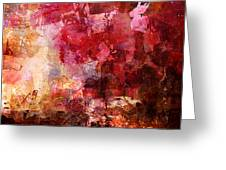 Abstract Mm No. 125 Greeting Card