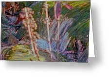 Abstract Nature 9 Greeting Card