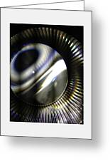 Abstract Shiny Greeting Card