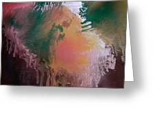 Abstract2 Greeting Card