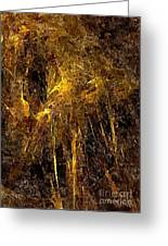 Abstraction 0351 Marucii Greeting Card