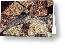 Abstraction 0630 Marucii Greeting Card