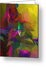Abstraction 111212 Greeting Card