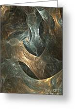 Abstraction 244-03-13 Marucii Greeting Card